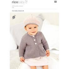 RICO KNIT PATTERN BABY 296
