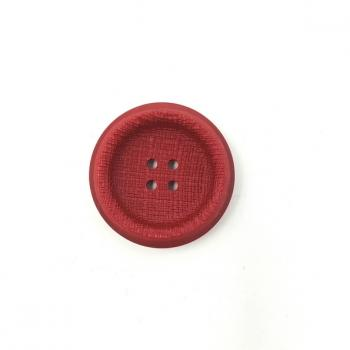 RED TEXTURED BUTTON