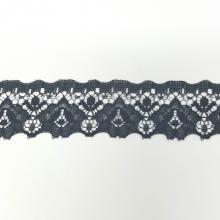 LACE FLAT 25mm BLACK