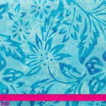 MODA CATALINA BATIK BLUE FLOWERS
