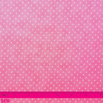 MODA ESSENTIAL DOTS PINK