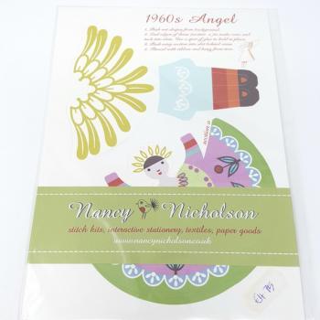 NANCY NICHOLSON CARD ANGEL