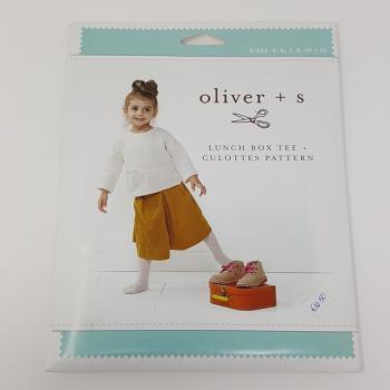 OLIVER+S TEE&CUL DRESS 5-12Y