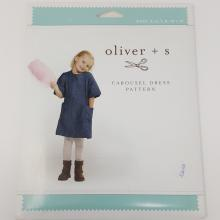 OLIVER + S CAROUSELDRESS5-12Y