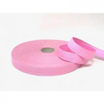 20mm TWILL TAPE PALE PINK