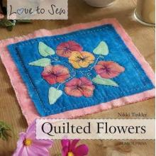 QUILTED FLOWERS NIKKI TINKLER