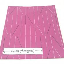 DAILY ZEN PICK UP STICKS PINK
