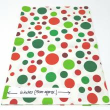 RED AND GREEN DOT