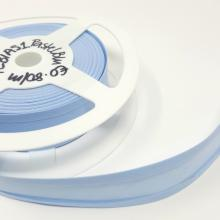 BIAS BINDING 25mm PASTEL BLUE