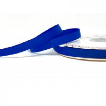 9mm ROYAL BLUE GROSGRAIN RIBBON