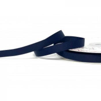 9mm NAVY GROSGRAIN RIBBON
