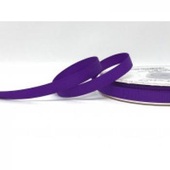 9mm PURPLE GROSGRAIN RIBBON