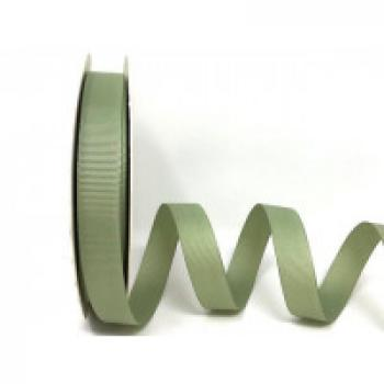 16mm SPRING GREEN GROSGRAIN RIBBON