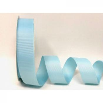 25mm LIGHT BLUE GROSGRAIN RIBBON