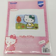HELLO KITTY AUTUMN CROSS STITCH