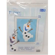 OLAF TAPESTRY KIT