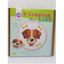 DOG 4 CREATIVE KIDS