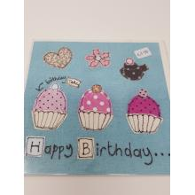 PT CARD HAPPY BIRTHDAY