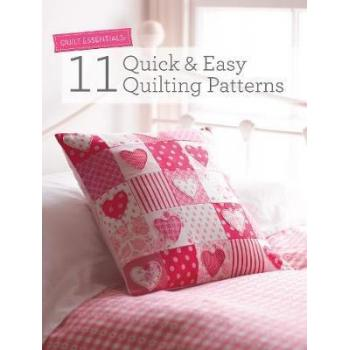 11 QUICK & EASY QUILTING PATRN