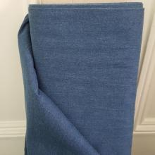 STRETCH DENIM - BLUE ENZYME WASHED