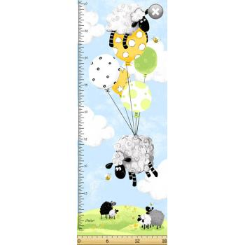 LEWES SHEEP BALLOON HT PANEL