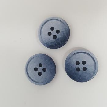BLUE/GREY BUTTON