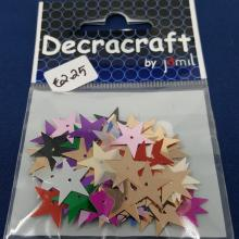 DECRACRAFT STARS SEQ MIXED