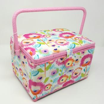 JOSEPHINE LARGE SEWING BASKET
