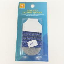 EZ QUILTERS LEATHER THIMBLE