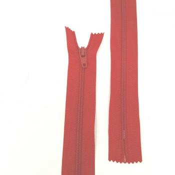 TR 16 inch/41cm NYLON ZIP RED