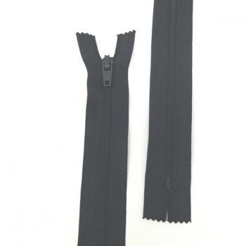 TR 16 inch/41cm NYLON ZIP BLACK