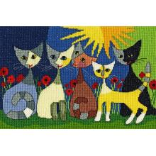 ROSINA WACHTMEISTER FIVE CATS